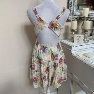 Billabong Dresses - Billabong Floral Dress Size M 0058